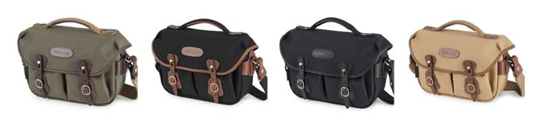 Range of Hadley Small Pro camera bags