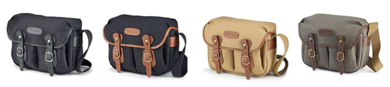 Range of Hadley Small Camera Bags