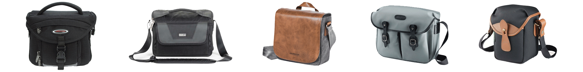 Range of camera bags by Harrison Cameras