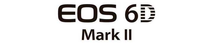 Canon 6D Mark II Logo