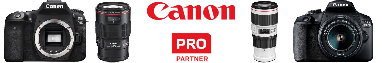 Canon DSLR logo
