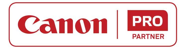 Canon Pro Partner logo