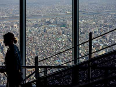 City shot by the Fujifilm GFX 50S