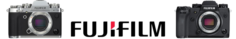 Fujifilm mirrorless Logo