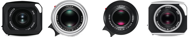 Rangefinder lenses from Harrison Cameras