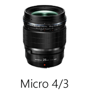 Micro 4/3 lens