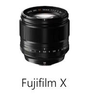 Fuji X lens