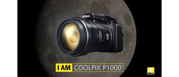 Nikon P1000 Logo
