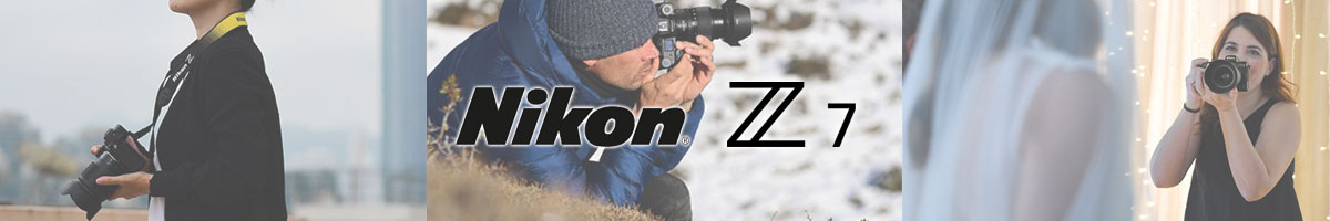 people using the nikon z7 camera