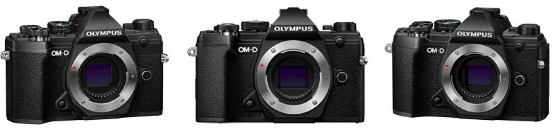 Olympus EM5 III in black