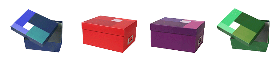 Dorr Colour Photo Boxes from Harrison Cameras