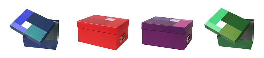 Dorr Colour Photo Boxes from Harrison Cameras
