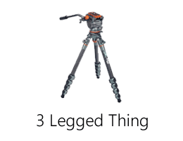3 Legged Thing tripod