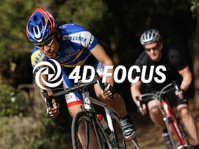 4D focus on the Sony A68