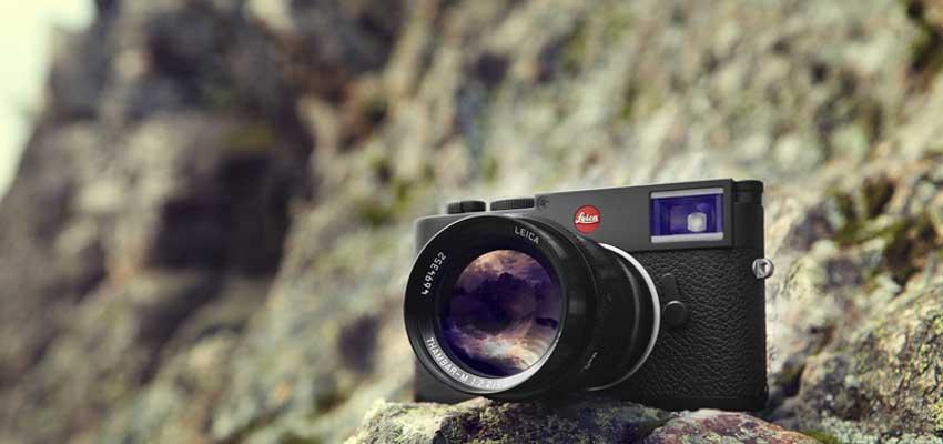 Leica Thamber M 90mm F2.2 Lens